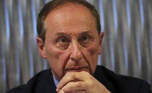 Didier Gailhaguet, l'ancien président de la fédération française des sports de glace, le 5 février 2020.