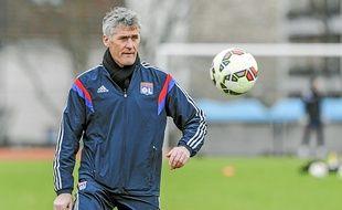 Gérard Prêcheur a signé un doublé Championnat-Coupe de France pour sa première saison sur le banc lyonnais.
