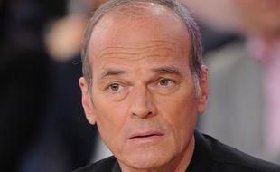 Laurent Baffie, le 1er avril 2015, à Paris.
