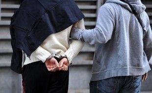 Suspecté d'avoir tué un homme de 37 ans, le fils de l'actrice Firmine Richard a été interpellé dimanche (illustration)