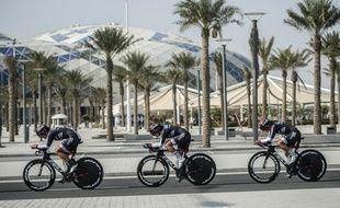 Grosse ambiance sur le bord des routes qataries!