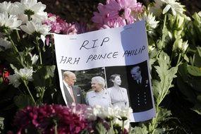 Une messe en l'hommage du prince Philip a eu lieu ce dimanche.