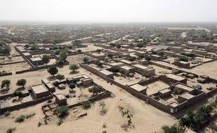 Gao, dans le nord du Mali, le 17 février 2013.