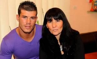 Florent et sa mère, Corinne, candidats de «Qui Veut Epouser Mon Fils?».