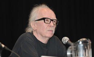 Le réalisateur et compositeur John Carpenter à la Wizard World Chicago Comic Con en 2014