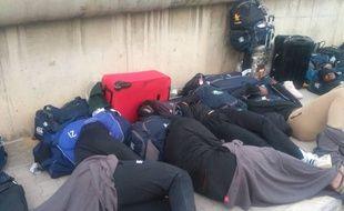 Le XV du Zimbabwe obligé de dormir dehors avant un tournoi en Tunisie