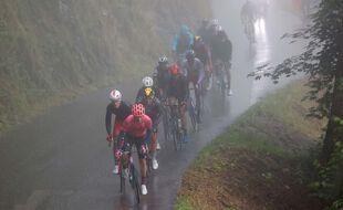Les coureurs ont vécu une journée terrible, ce dimanche, sur le Tour de France.
