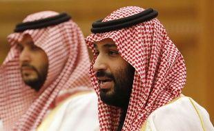 Le prince saoudien Mohammed bin Salman le 22 février 2019.