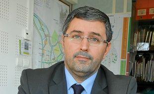 Jérôme Safar, candidat PS en 2014.