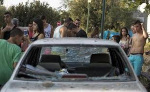 Un raid israélien mené vendredi matin a visé une position d'un groupe palestinien proche du régime syrien dans le sud du Liban, quelques heures après le tir de quatre roquettes sur l'Etat hébreu, a rapporté l'agence nationale libanaise.
