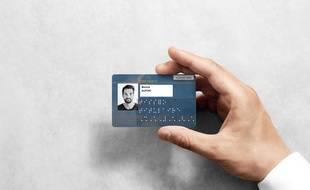 La carte Pastel en braille sera disponible le 16 septembre à l'agence Tisséo des Arènes.