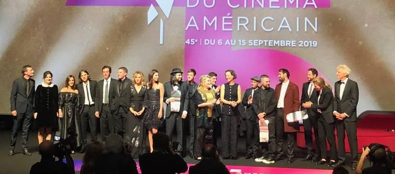 Jurys et lauréats du 45e Festival de Deauville