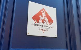 Le séminaire de Lille est installé dans le Vieux-Lille.