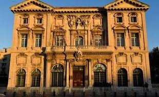 La mairie de Marseille, ici en décembre 2018