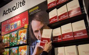 Le dernier ouvrage de Michel Houellebecq, Soumission