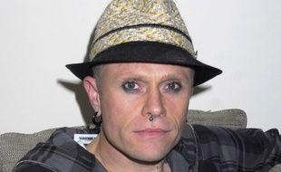 Keith Flint, le chanteur de Prodigy