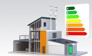 Dans une maison connectée, le fonctionnement des appareils électroménagers est optimisé pour baisser la consommation énergétique, grâce à des systèmes de stockage d'électricité