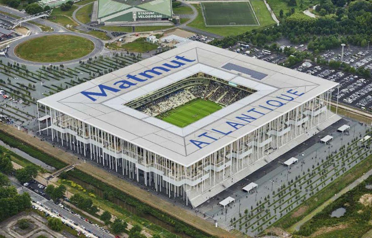 Illustration du stade Matmut Atlantique. – Philippe Caumes