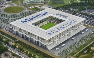 Illustration du stade Matmut Atlantique.