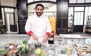 Mohamed, candidat de la saison 12 de « Top Chef »