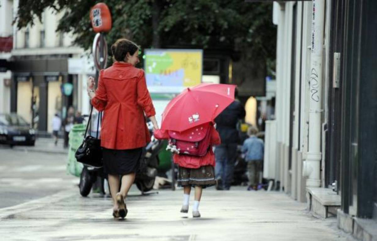Les familles monoparentales, constituées le plus souvent par des femmes, sont les premières victimes de la crise économique et cumulent les difficultés au quotidien, ont souligné jeudi des experts lors d'un colloque. – Johanna Leguerre afp.com