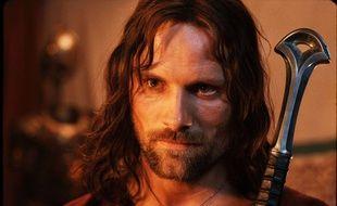 """Viggo Mortensen dans """"Le Seigneur des anneaux: Le Retour du roi""""."""