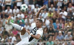 Ronaldo plante déjà avec la Juve.