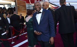 John Singleton lors de la cérémonie des Oscars en février 2019.