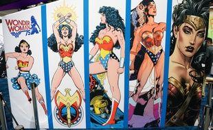 Le numéro anniversaire rendra hommage à toutes les versions de Wonder Woman.