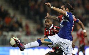 L'attaquant de 21 ans a marqué cinq fois avec Bastia depuis le début de la saison.