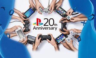 PlayStation fêtait le 3 décembre 2014 ses 20 ans.