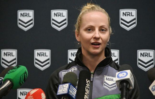 Rugby à XIII: «C'est une occasion historique»... Une femme arbitrera pour la première fois un match de NRL en Australie