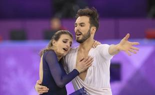Gabriella Papadakis et Guillaume Cizeron ont tout l'avenir olympique devant eux.
