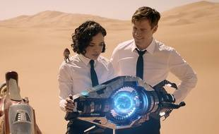 Tessa Thompson et Chris Hemsworth dans «Men In Black: International» de F. Gary Gray