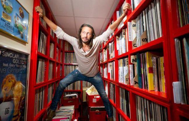Bob sinclar j 39 ai t d go t de passer du vinyle au cd - Collection de vinyle ...