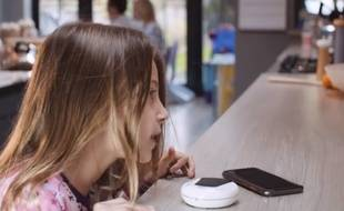 L'assistant vocal intelligent Wizzili doit être commercialisé d'ici à la fin 2018 au prix de 129 euros.