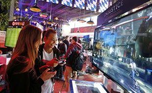 Présentation de la PlayStation4 en Novembre 2013 à New York