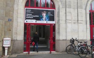 La maison de la tranquillité publique a ouvert son accueil physique, à la Manu à Nantes