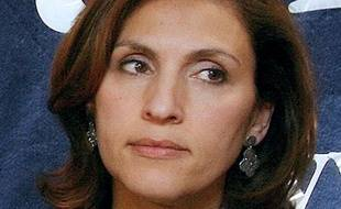 Nora Berra le 9 mars 2008 à Lyon.