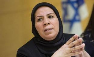 Latifa Ibn Ziaten, mère de la première victime de Mohammed Merah.