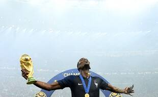 Après avoir beaucoup œuvré au succès de Bleus en Russie, Pogba repart en mission dès mardi contre l'Allemagne.