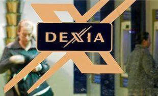 Dexia est la première grande victime financière de la crise de la dette.
