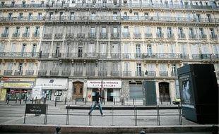 La réhabilitation concerne 6 immeubles situés sur la rue de la République.