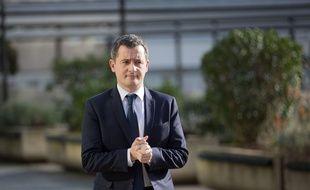 Gérald Darmanin à Paris, le 17 février 2020.