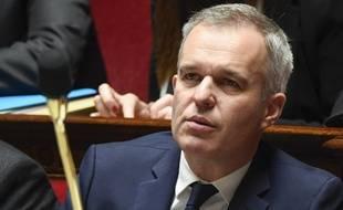 François de Rugy, ministre de la Transition écologique.