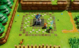Le remake de «Zelda: Link's Awakening».