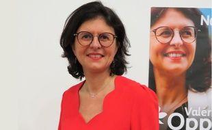 Valérie Oppelt, députée LREM et candidate à la mairie de Nantes.