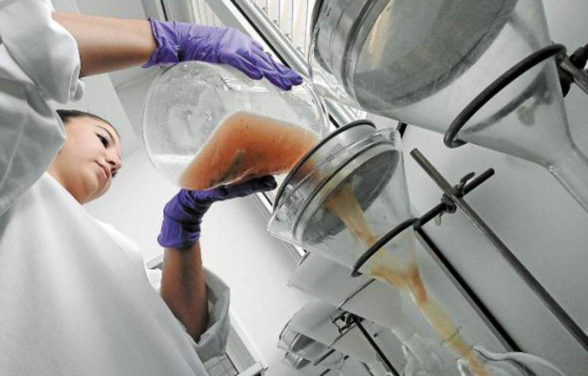 Le laboratoire départemental d'analyses ouvre ses portes ce vendredi. –  G. VARELA/20MINUTES