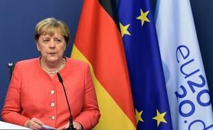 Angela Merkel est la chancelière allemande depuis 2005.