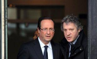 Thierry Rey, ex-champion du monde de judo, et ancien gendre de Jacques Chirac, a été nommé conseiller du président François Hollande, chargé des sports